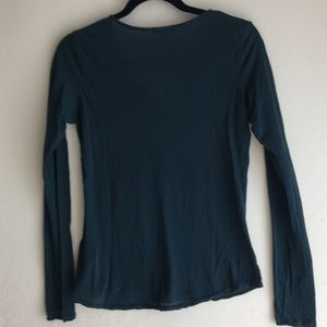 James Perse Tops - James Perse superfine henley